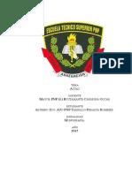 Documentaciòn Policial