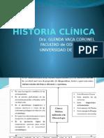 Historia Clínica 2014