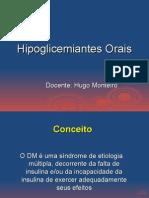 11.Hipoglicemiantes Orais