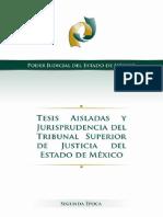 libro Tesis Jurisprudencias 2012