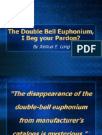 The Double Bell Euphonium