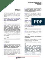 Projeto Retrospectiva - Direito Eleitoral