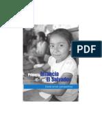 Estudio Primera Infancia Estado Actual y Perspectivas