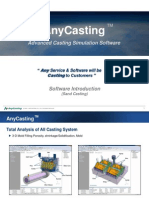AnyCasting Software Intro SAND Print