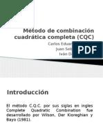 Metodo cqc