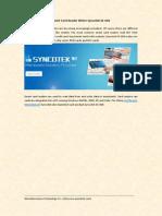 Credit Card Reader Syncotek SC-600