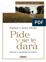 Pide y Se Te Dara - Jerry y Esther Hicks