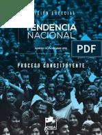 Tendencia Nacional N°16