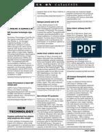 Focus on Catalysts Volume 2003 Issue 7 2003 [Doi 10.1016s1351-4180(03)00739-6] -- More Efficient PET Production