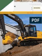 Catalogo Excavadora John Deere 120d 160d Lc