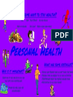 personalhealthposter