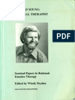 Howard Young - Rational Therapist-Seminal Papers in Rational-Emotive Therapy Edited by Windy Dryden