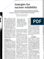 Strategies for Infrastructure Reliability