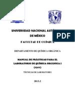 ManuaMANUAL DE PRÁCTICAS PARA ELl2013)