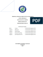 Proposal PKM-K