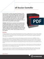 DS C20 Call Session Controller 0715