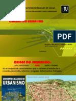 i Tema- Origen Del Urbanismo