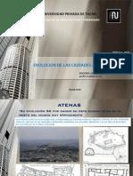 Tema 3-Urbanismo Siglo Xvii-xviii en Europa y l.A