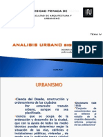 Tema 4 Urbanismo Del Siglo Xix
