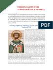 Orthodox Saints Who Evangelized Germany