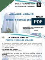 Tema Vi- Teorias y Modelos Urbanos