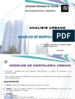 Tema 10--Modelos de Morfologia Urbana