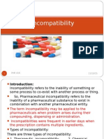 inkompatibilitas
