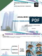 Tema Xi--teorias y Modelos Semiologicos