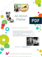 All About Pilates Exercise and Pilates Reformer