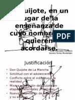 Las Lecturas del Quijote