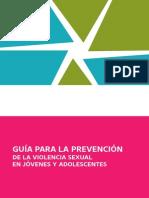 Guia DidacticaPrevencion Violencia Sexual en Jovenes 2015