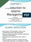 Ch 1 Intro to Islamic Management BARU