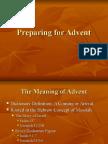 Preparing for Advent2