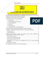 Analisis de Inversiones