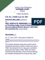 Millare v. Hernando