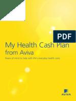 Gen 2804 insurance cash plan