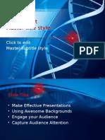 ADN Template
