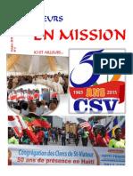Viateurs Mission Octobre 2015