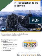 OpenSAP Hanacloud1-2 Week 5 Unit 1 Presentation ITCSVC