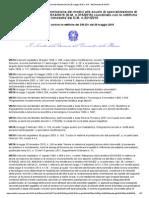 Decreto Ministeriale Concorso