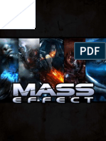 Manual Mass Effect - Eclipse Phase