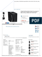 Sistem Desktop Serioux Power V11 cu procesor Intel® Core™ i5-4460 3.2GHz Haswell, 8GB RAM, 1TB HDD, NVIDIA GTX 750 OC 2GB - eMAG