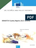 Slovenia ERAwatch2013 country report