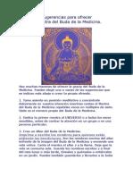 Buddha de La Medicina