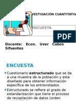 Investigación Cuantitativa Clase 10 2015