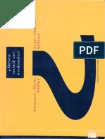 Jacques-Alain Miller y Jean-Claude Milner - 2004 - ¿Desea Usted Ser Evaluado- Conversaciones Sobre Una Máquina de Impostura