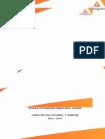 ATPS - Estrutura e Analise Das Demonstraçoes Financeiras