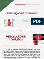 RESOLUÇÃO DE CONFLITOS/AUTOCOMPOSIÇÃO - Cópia