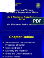 Ch2 Mechanical Properties of Matter  2013.pps
