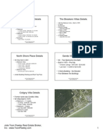 Forest Beach Condo Detail Pages
